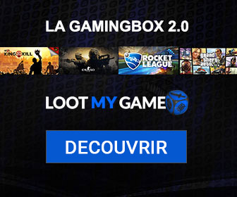 LootMyGame, la box gaming 2.0