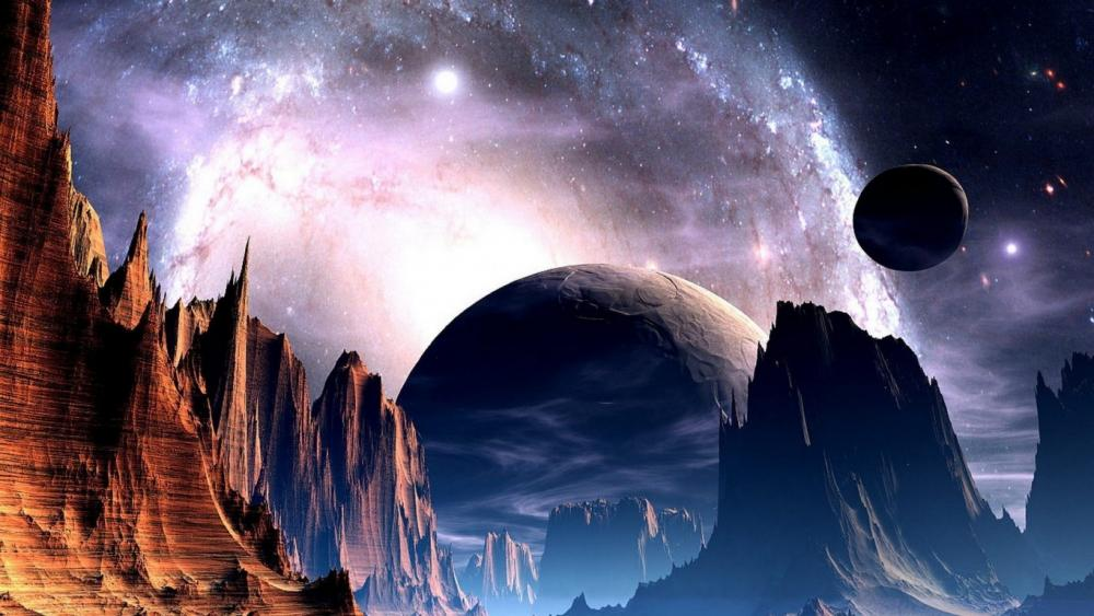 Sci_fi_science_fiction_planets_alien_sky_stars_nebula_galaxy_space_universe_light_bright_nature_landscapes_mountains_cliff_valley_spire_a[1].jpg