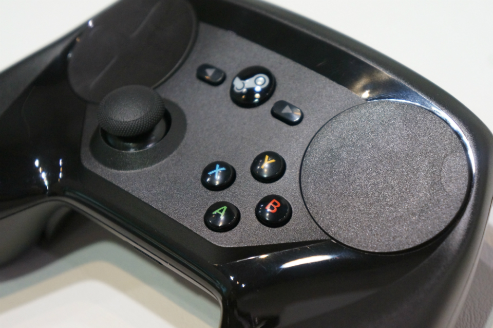 steamcontroller 2015 version finale Valve