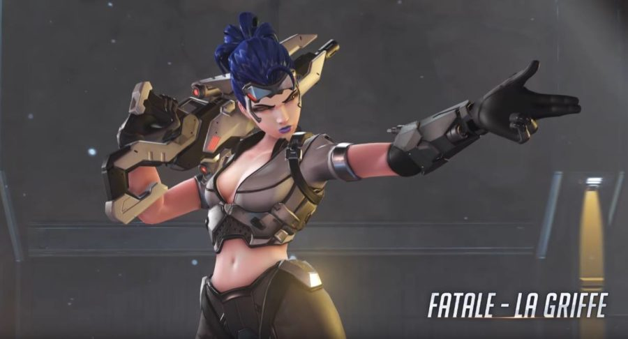 Overwatch Insurrection Fatale