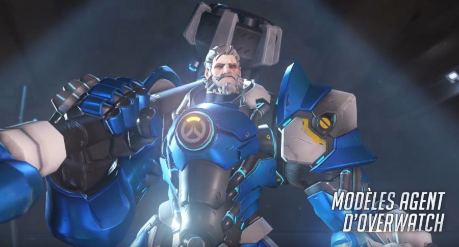 Overwatch Insurrection Reinhardt
