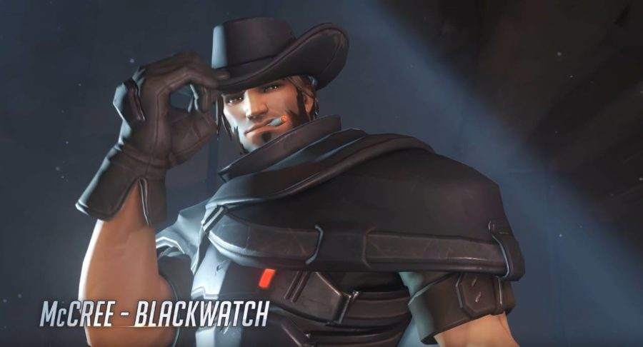 Overwatch Insurrection McCree
