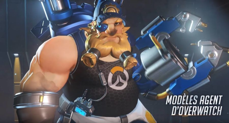 Overwatch Insurrection Torbjörn
