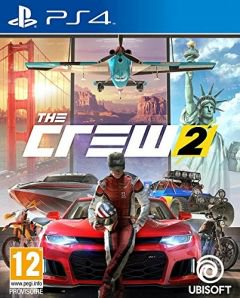 The Crew 2 jaquette