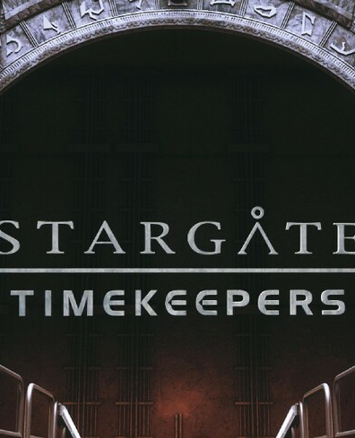 Stargate: Timekeepers jaquette