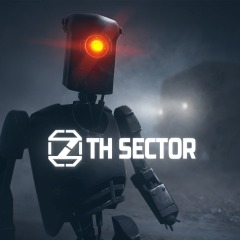 7th Sector jaquette