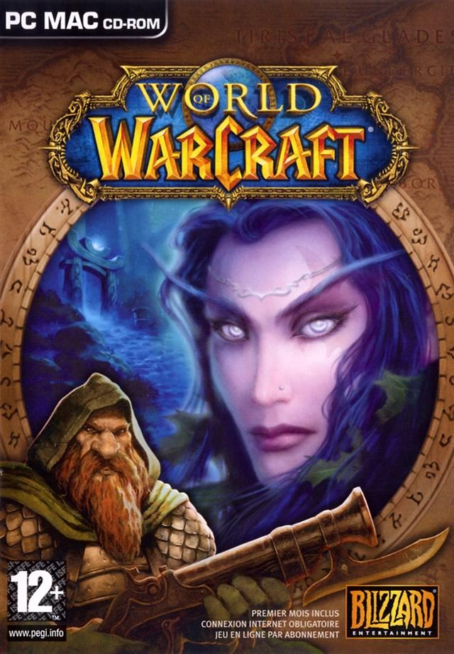 World of Warcraft jaquette