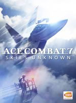 Ace Combat 7: Skies Unknown jaquette