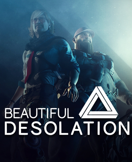 Beautiful Desolation jaquette