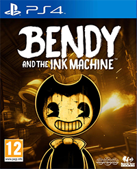Bendy and the Ink Machine jaquette