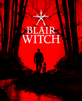 Blair Witch jaquette