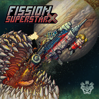Fission Superstar X jaquette