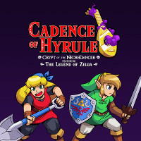Cadence of Hyrule jaquette
