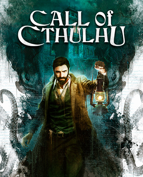 Call of Cthulhu jaquette