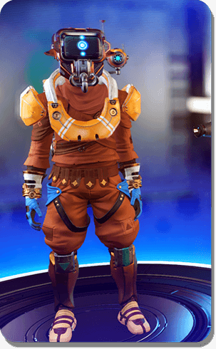 No Man's Sky Next character 5