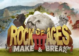 Rock of Ages 3 : Make & Break - Un bowling dans la Grèce Antique