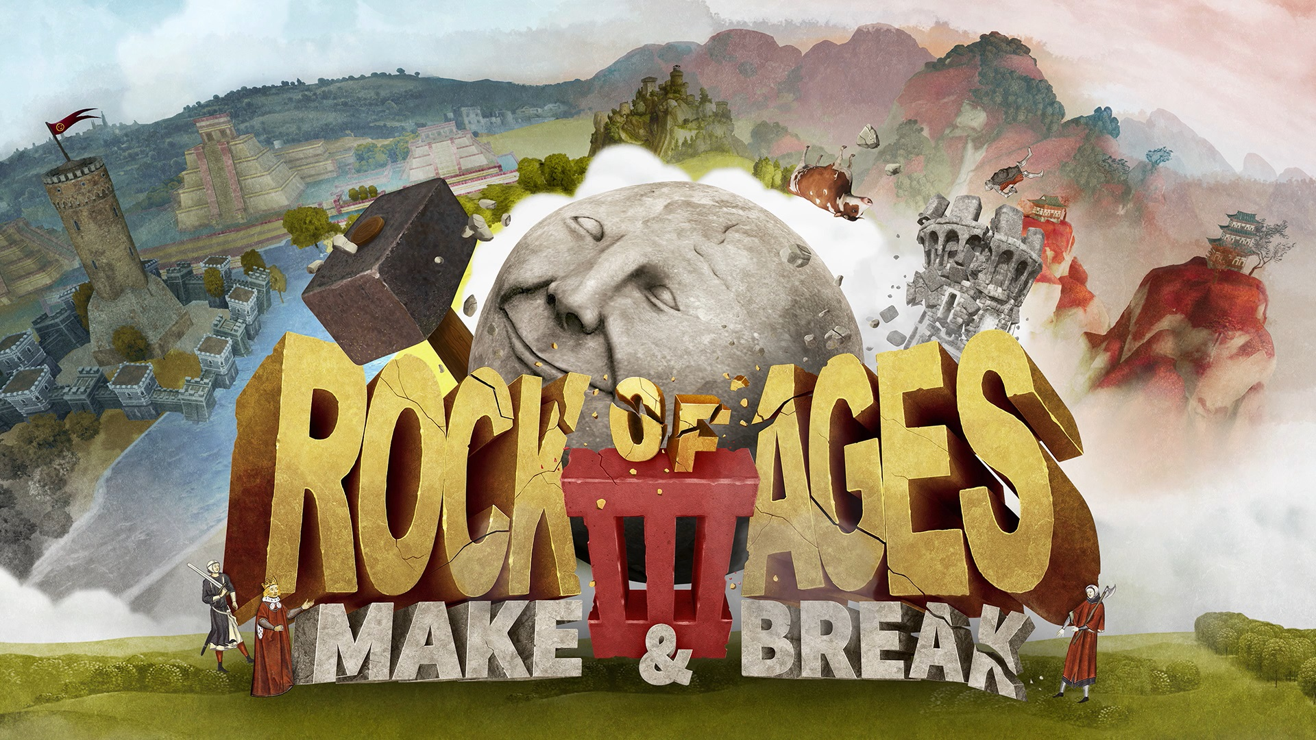 Couv Rock of Ages