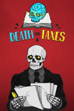 Death and Taxes jaquette