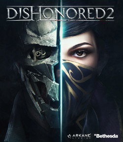 Dishonored 2 jaquette