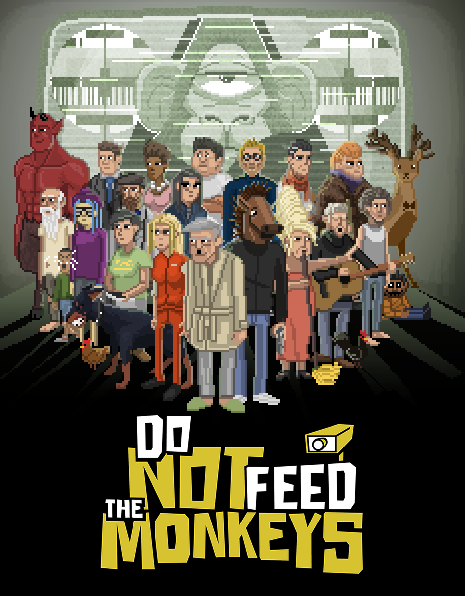 Do Not Feed the Monkeys jaquette
