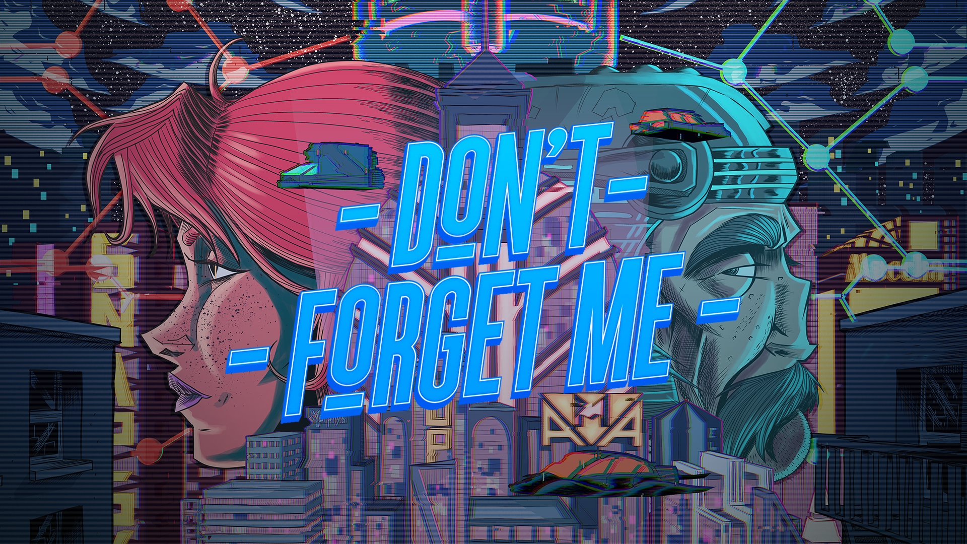 Don't Forget Me - alaune
