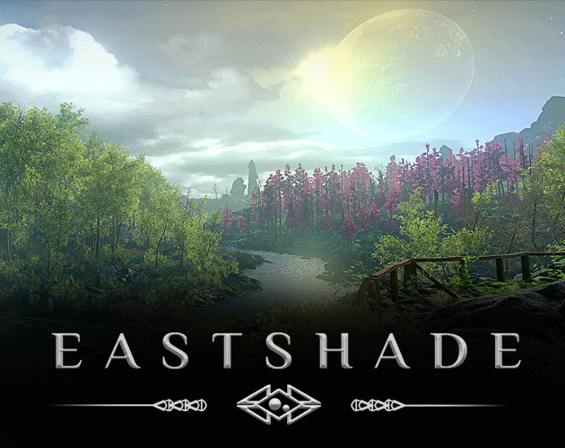 Eastshade jaquette
