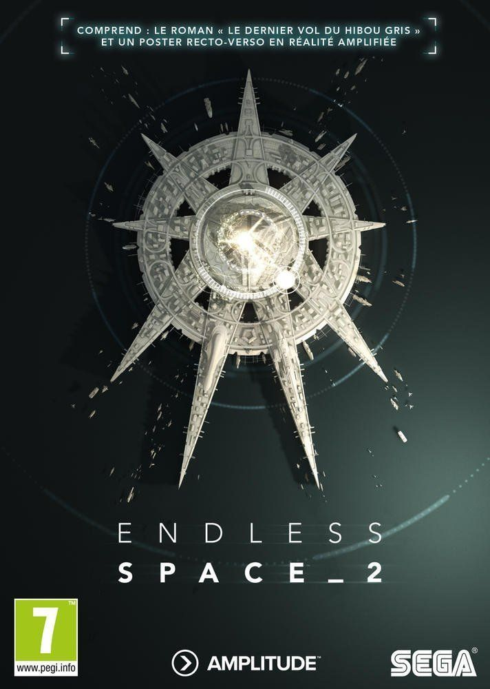Endless Space 2 jaquette