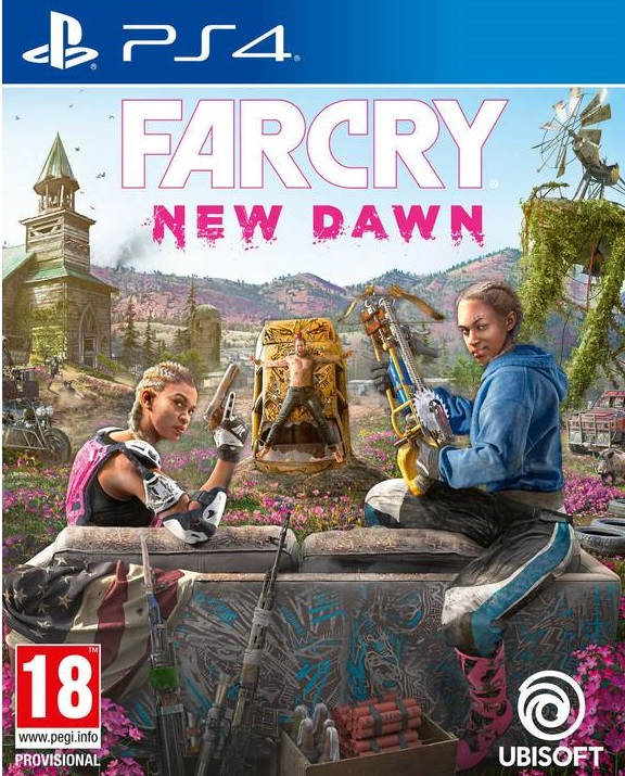 Far Cry : New Dawn jaquette