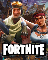 Fortnite jaquette