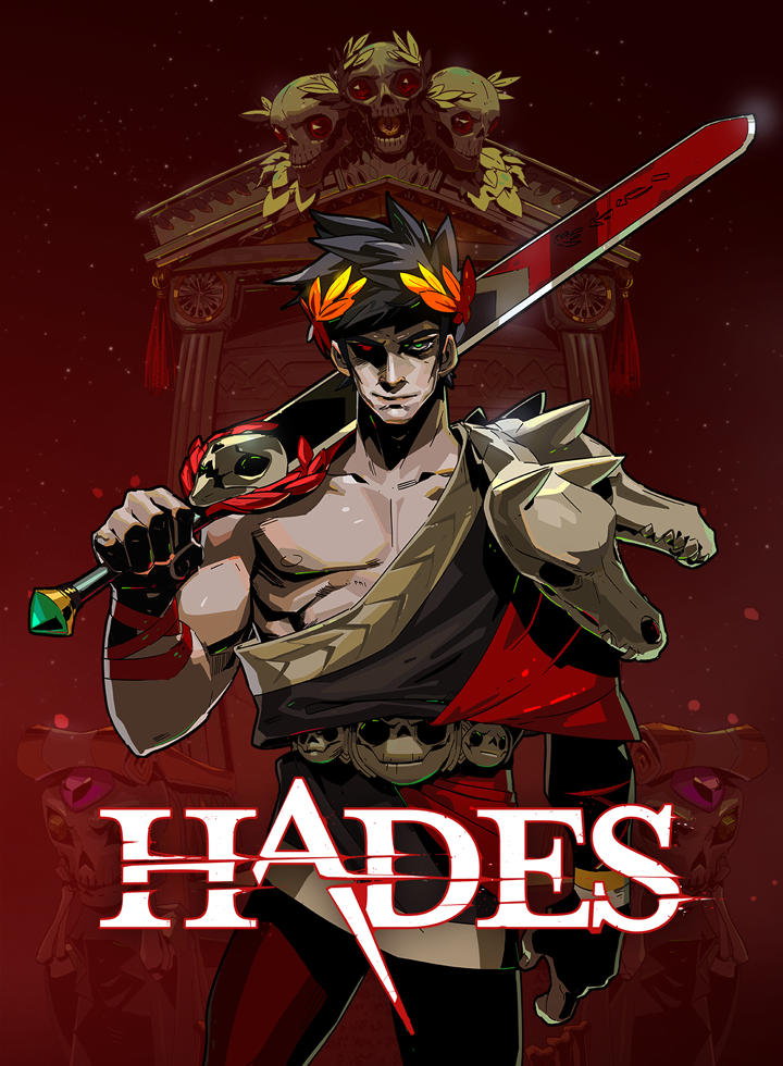 Hades jaquette