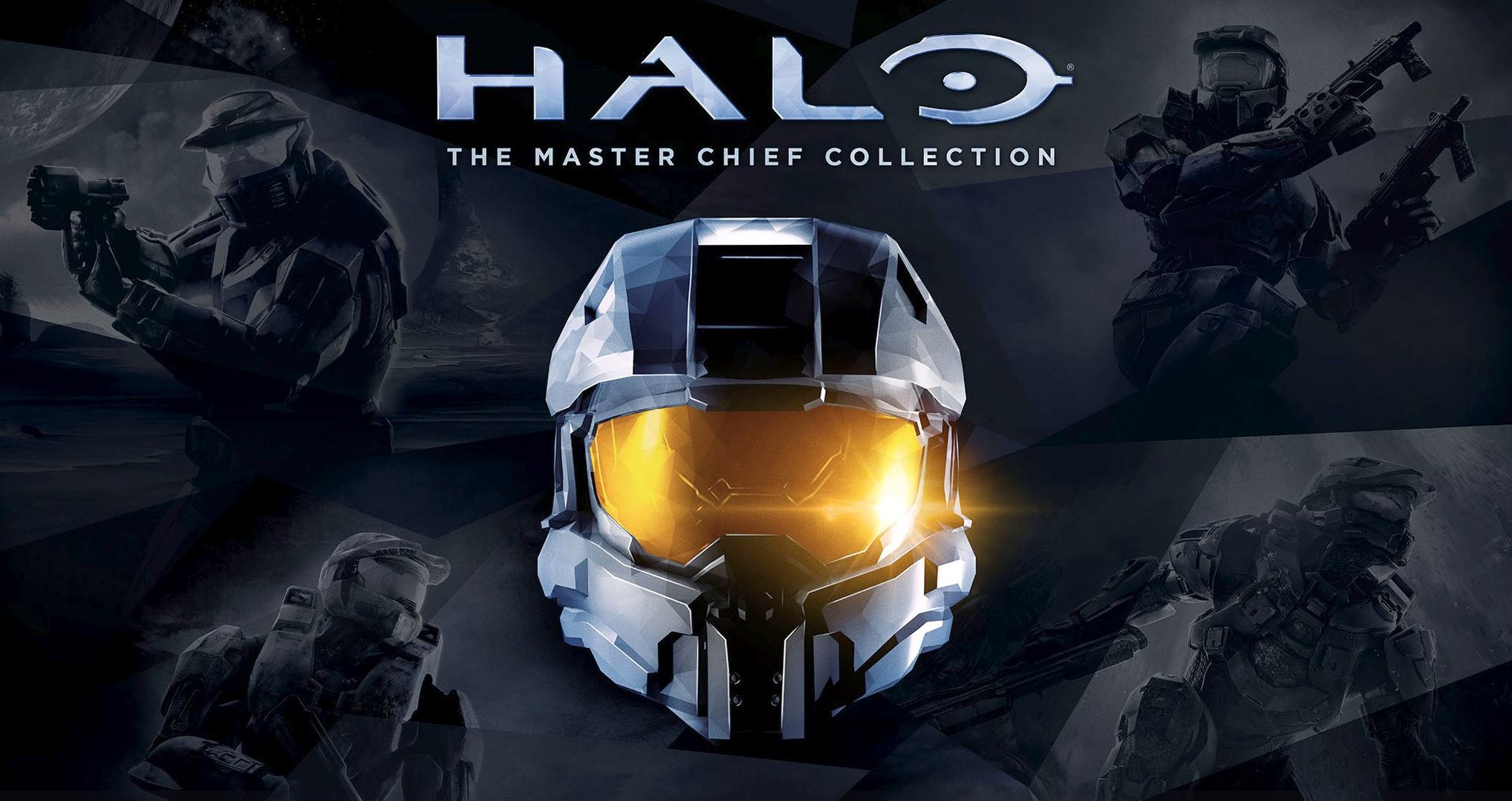 Halo: The Master Chief Collection jaquette