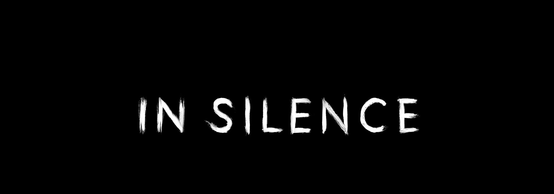 In silence une