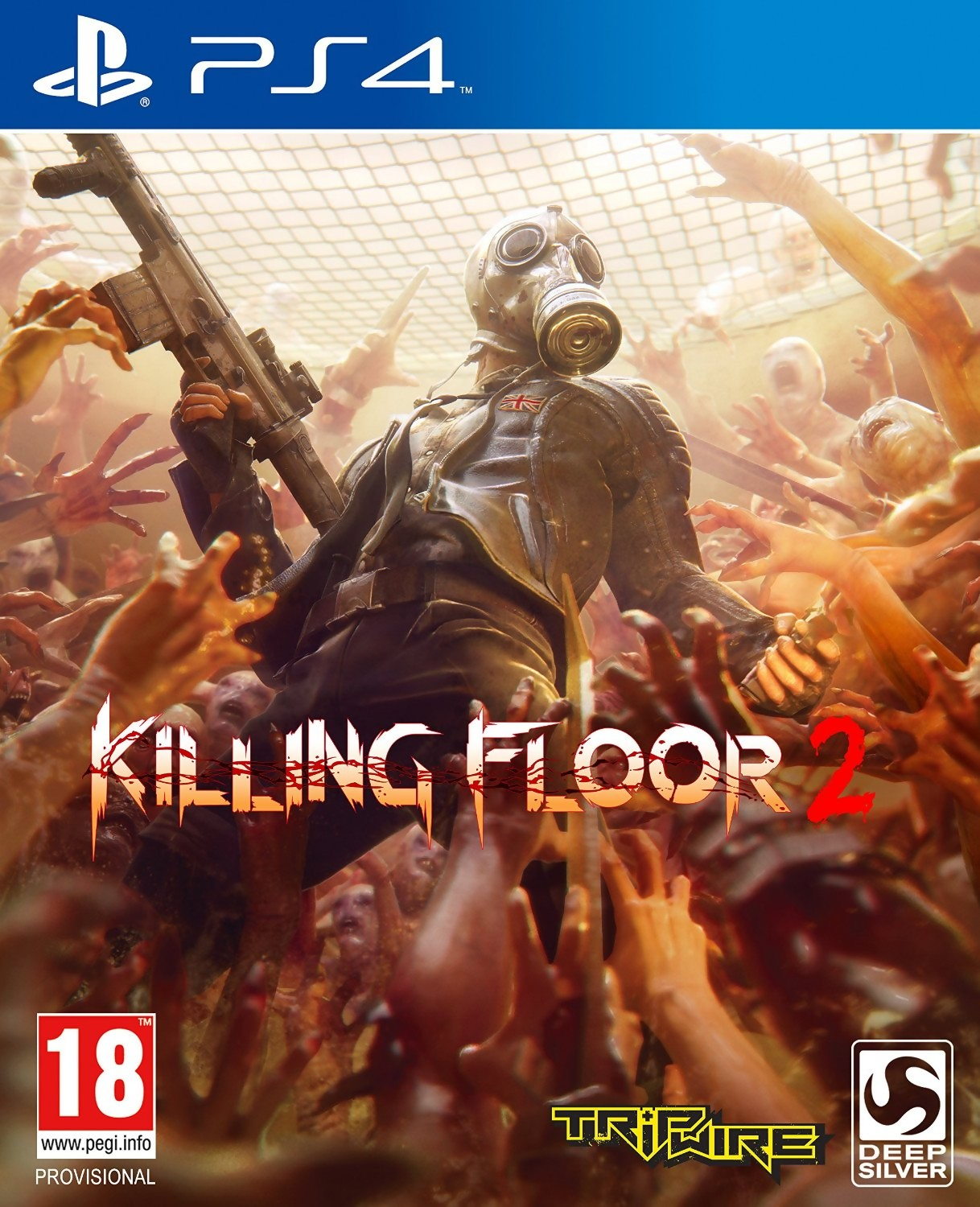 Killing Floor 2 jaquette