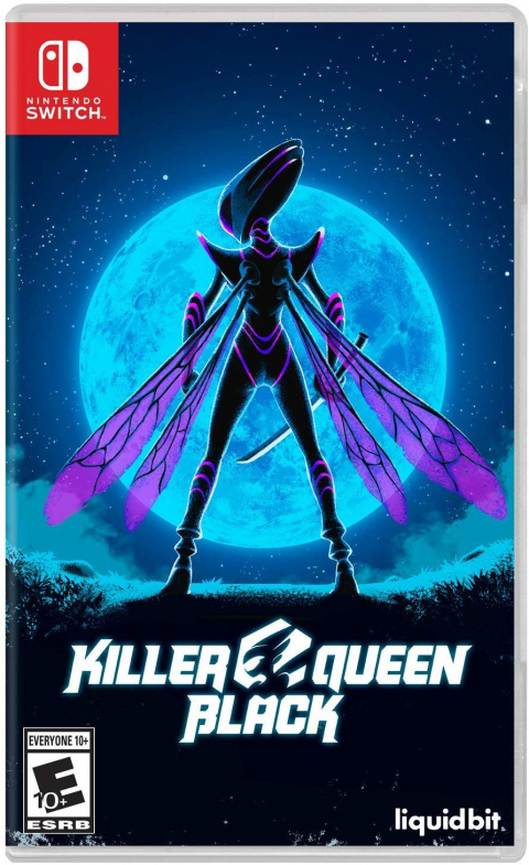 Killer Queen Black jaquette