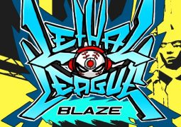 Lethal League Blaze - jaquette