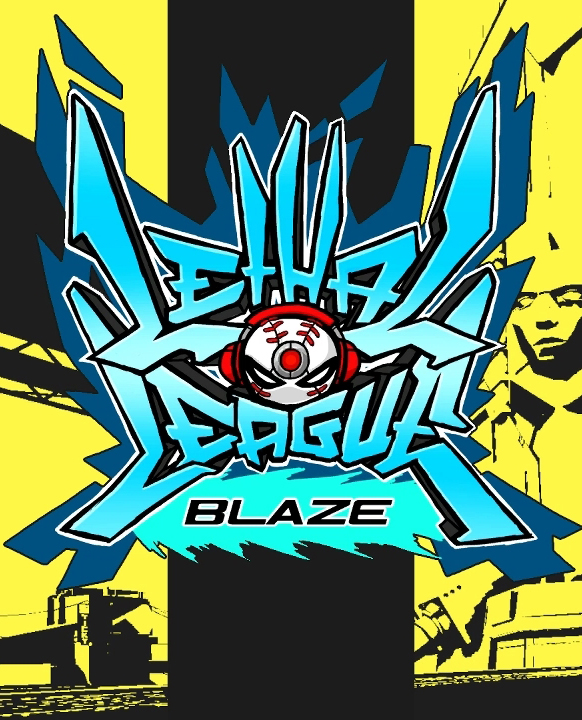 Lethal League Blaze jaquette