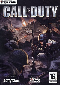 Call of Duty jaquette