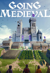 Going Medieval jaquette