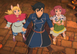 Ni No Kuni II : Revenant Kingdom fond