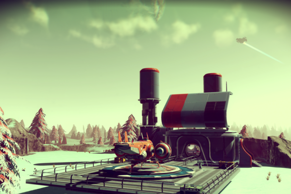 Screenshot de No Man's Sky