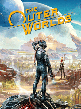 Outer Worlds jaquette