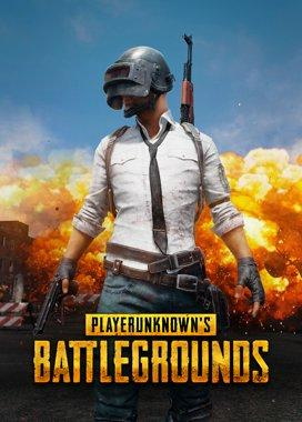 Playerunknowns Battlegrounds jaquette