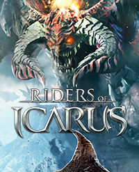Riders of Icarus jaquette