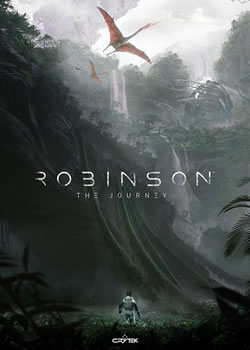 Robinson : The Journey jaquette