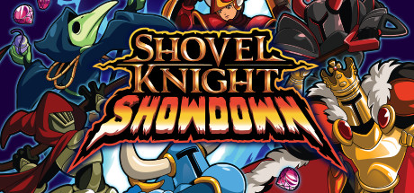 Shovel Knight Showdown jaquette