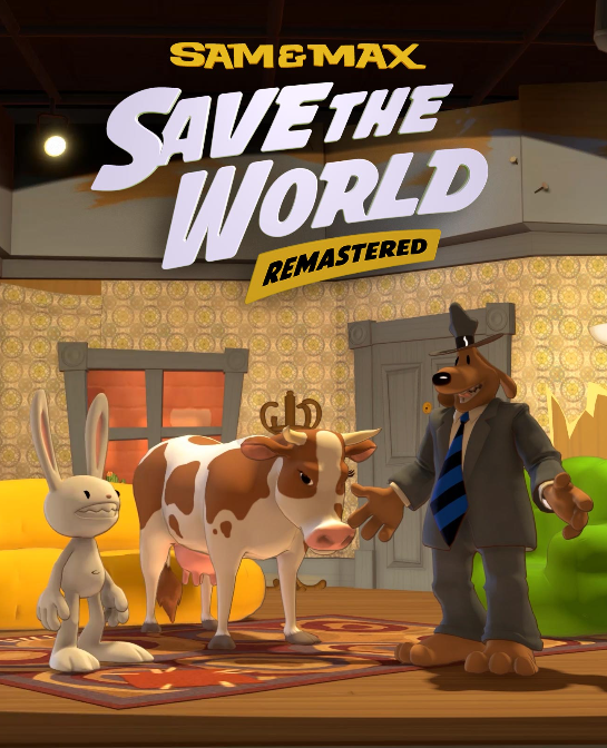 Sam & Max Save the World jaquette