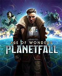 Age of Wonders : Planetfall jaquette