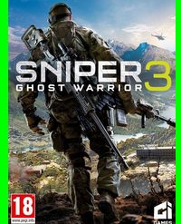 Sniper Ghost Warrior 3 jaquette