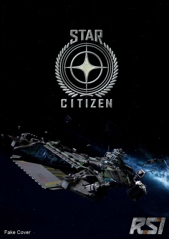 Star Citizen jaquette