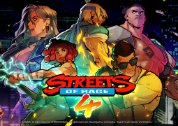 Streets of rage 4 - Test